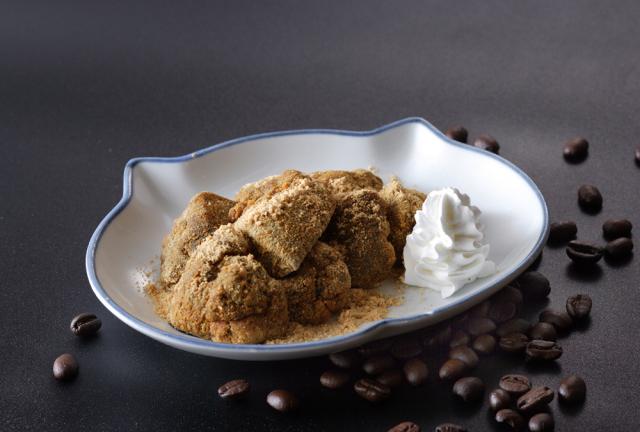 コーヒーわらび餅イメージ
